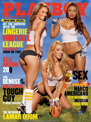 Playboy - February 2011
