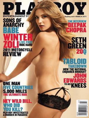 Playboy - March 2011
