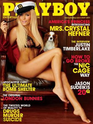 Playboy - July 2011