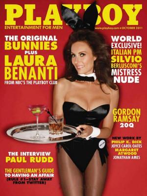 Playboy - October 2011