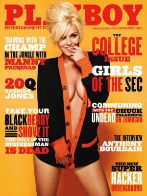 Playboy - November 2011