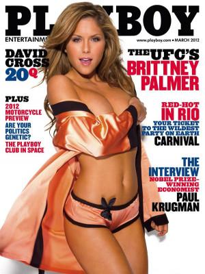 Playboy - March 2012