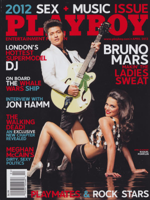 Playboy - April 2012