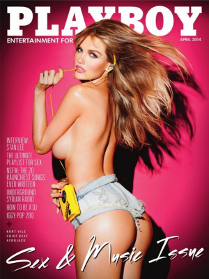 Playboy - April 2014