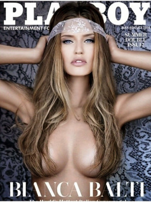 Playboy - July/August 2014