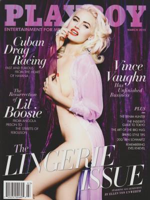 Playboy - March 2015