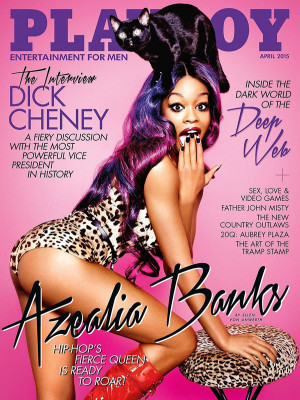 Playboy - April 2015