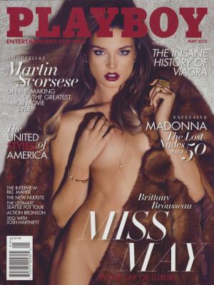 Playboy - May 2015