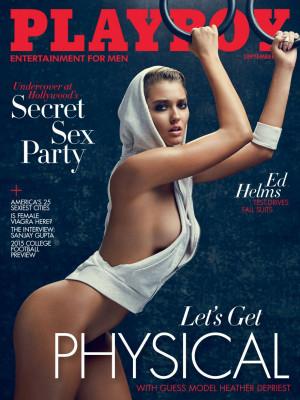 Playboy - September 2015