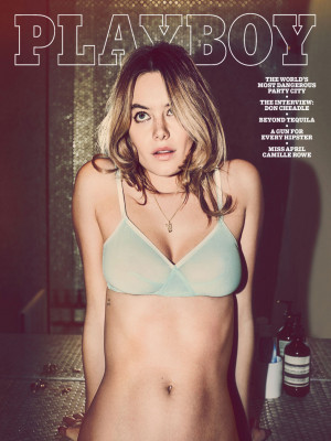 Playboy - April 2016