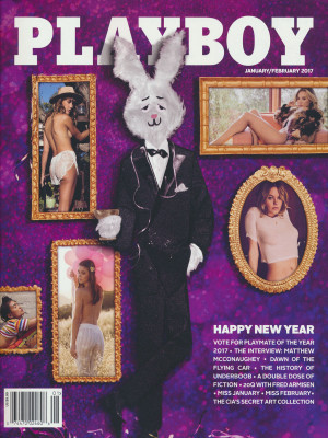 Playboy - Jan/Feb 2017
