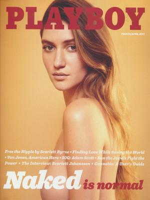 Playboy - Mar/Apr 2017