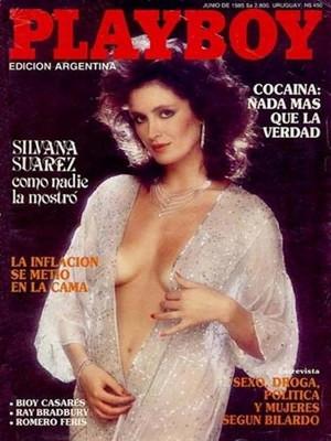 Playboy Argentina - June 1985