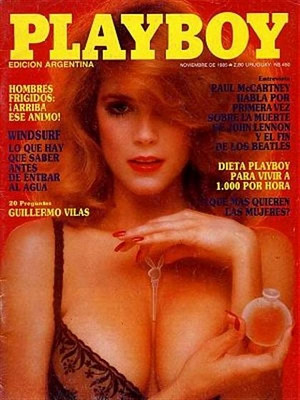 Playboy Argentina - Nov 1985