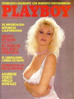 Playboy Argentina - Jan 1986
