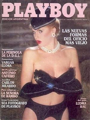 Playboy Argentina - Aug 1986