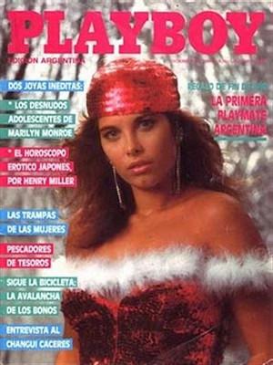 Playboy Argentina - Dec 1986