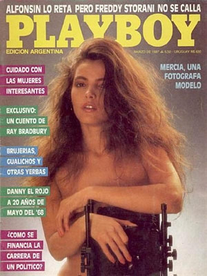 Playboy Argentina - March 1987