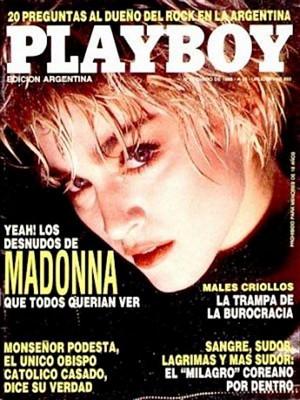 Playboy Argentina - Jan 1988