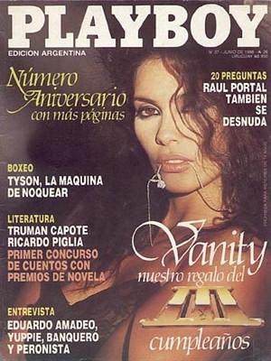 Playboy Argentina - June 1988