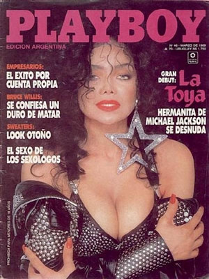 Playboy Argentina - March 1989