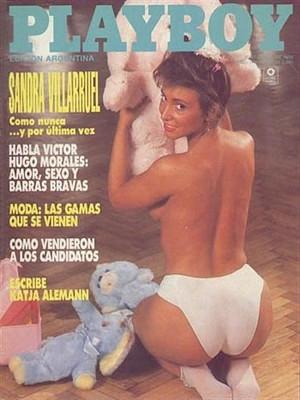 Playboy Argentina - April 1989
