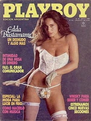 Playboy Argentina - May 1989