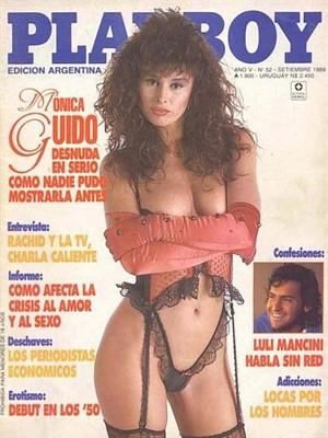 Playboy Argentina - Sept 1989