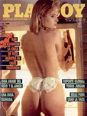 Playboy Argentina - Oct 1989