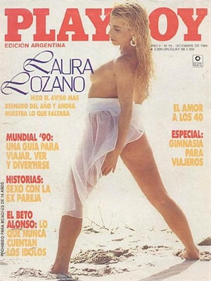 Playboy Argentina - Dec 1989