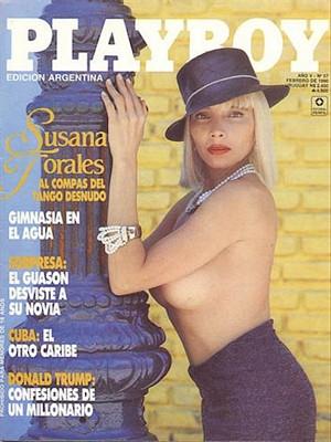 Playboy Argentina - Feb 1990