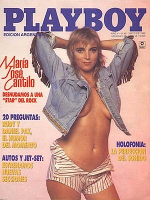 Playboy Argentina - May 1990