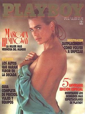 Playboy Argentina - June 1990