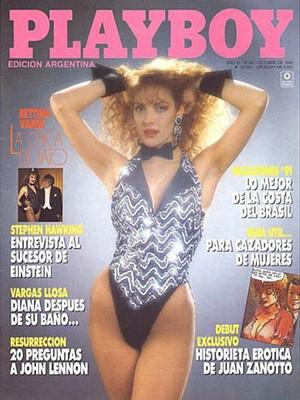Playboy Argentina - Oct 1990