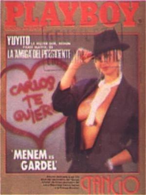 Playboy Argentina - Jan 1991