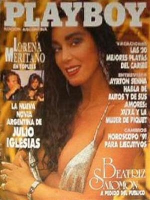 Playboy Argentina - Feb 1991
