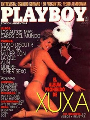 Playboy Argentina - March 1991