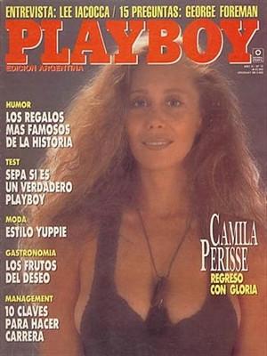 Playboy Argentina - April 1991