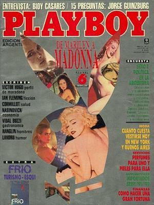Playboy Argentina - July 1991