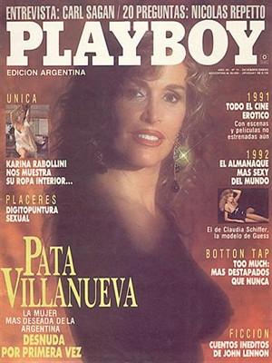 Playboy Argentina - Dec 1991