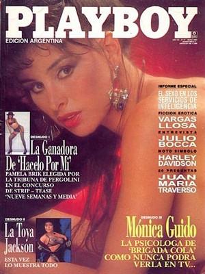 Playboy Argentina - May 1992