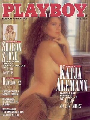 Playboy Argentina - July 1992