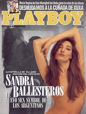 Playboy Argentina - Aug 1992