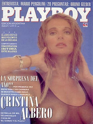 Playboy Argentina - Oct 1992