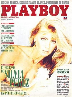 Playboy Argentina - Dec 1992
