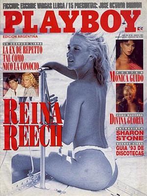 Playboy Argentina - Jan 1993