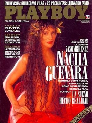 Playboy Argentina - May 1993