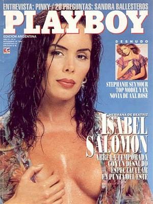 Playboy Argentina - Nov 1993