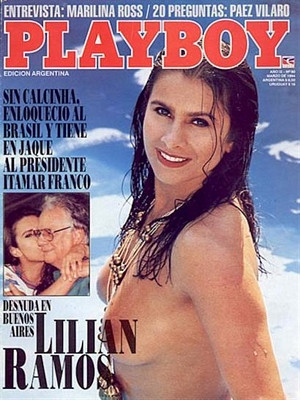 Playboy Argentina - March 1994