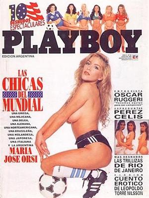 Playboy Argentina - June 1994